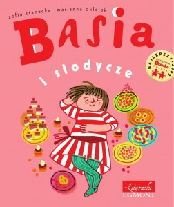 Basia i słodycze e-book bajka