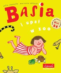 Basia i upał w zoo e-book bajka