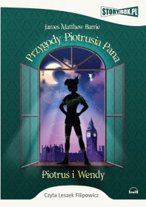 Przygody Piotrusia Pana. Piotruś i Wendy audiobook