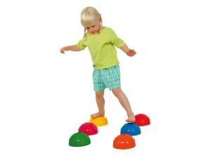 Półkule sensoryczne dla dziecka