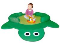 Mata żółw dla malucha wyposażenie