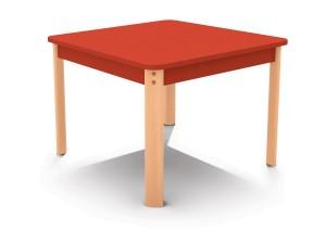 Ergo stolik niebieski z nogami dla dzieci