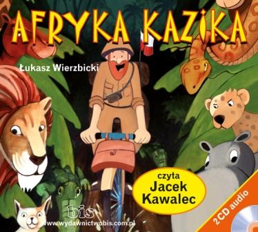 Afryka Kazika audiobook