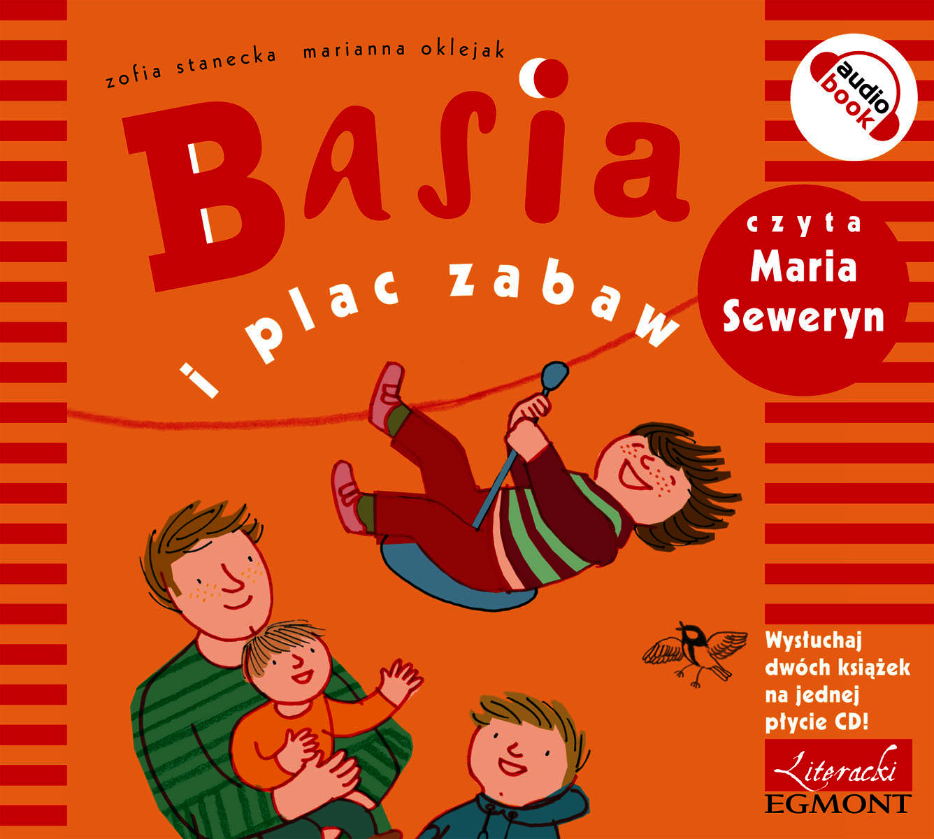 Basia i plac zabaw audiobook bajka
