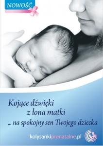 Kołysanki Prenatalne - spokojny sen dziecka. muzyka