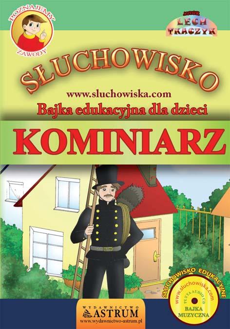 Kominiarz - bajka audiobook