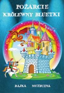 Pożarcie królewny Bluetki audiobook bajka
