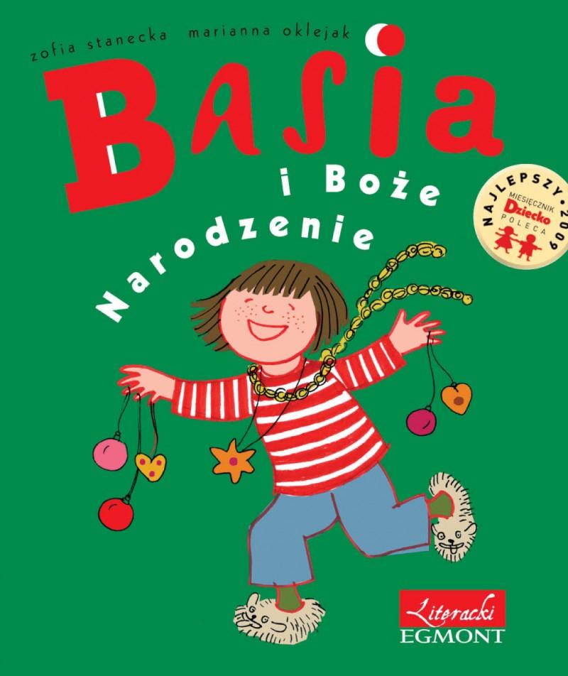Basia i Boże Narodzenie e-book bajka
