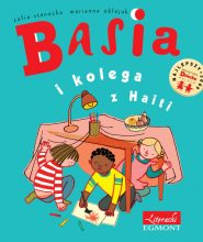 Basia i kolega z Haiti ebook bajka