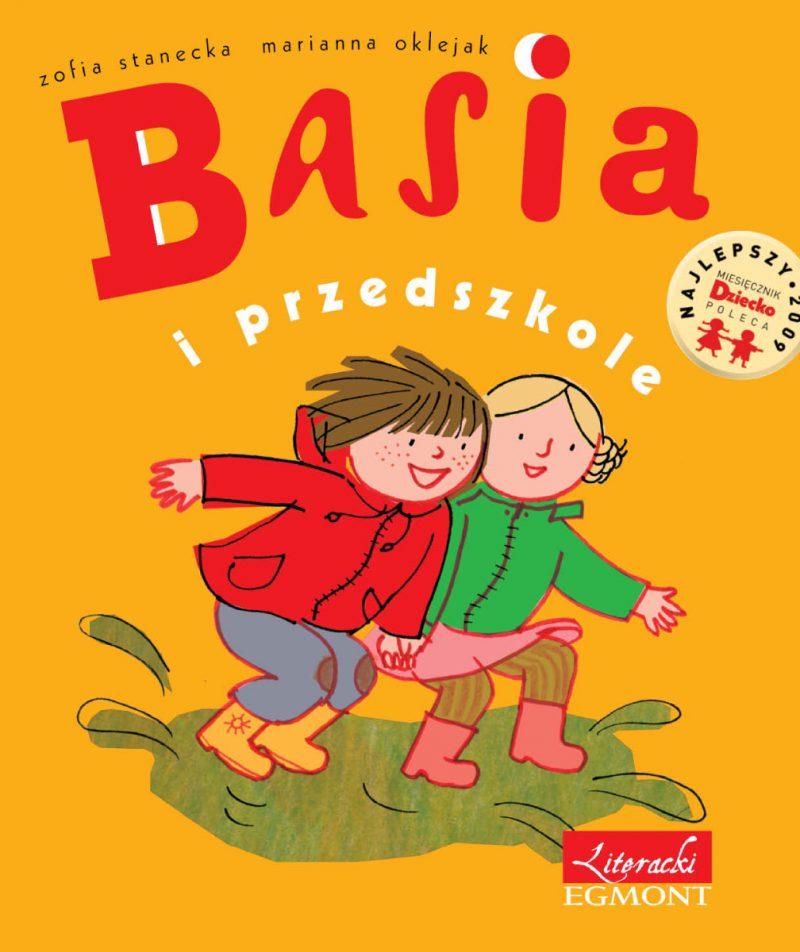 Basia i przedszkole ebook bajka