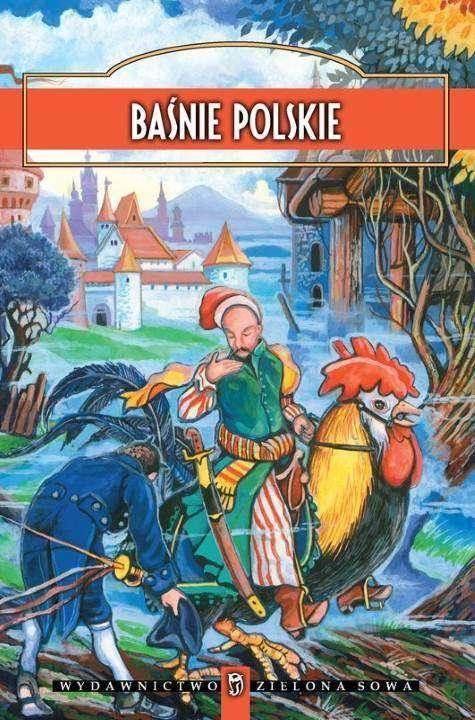 Baśnie polskie e-book bajka
