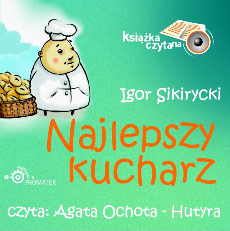 Najlepszy kucharz audiobook bajka