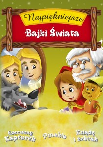 Najpiękniejsze Bajki Świata. Vol.1 e-book bajka