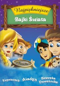 Najpiękniejsze Bajki Świata. Vol.2 e-book bajka