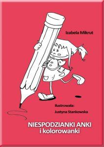 Niespodzianki Anki i kolorowanki e-book bajka