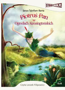 Piotruś Pan w Ogrodach Kensingtońskich audiobook bajka