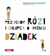 Przygody Rózi i Chłopca o imieniu Dziadek e-book bajka