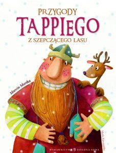 Przygody Tappiego z Szepczącego Lasu e-book bajka