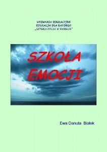 Szkoła emocji e-book poradnik