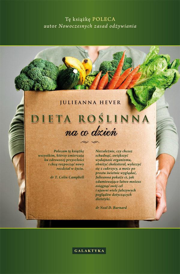 Dieta roślinna na co dzień książka poradnik