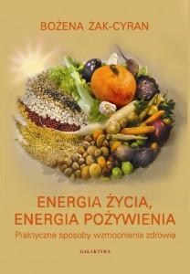 Energia życia,energia pożywienia książka poradnik
