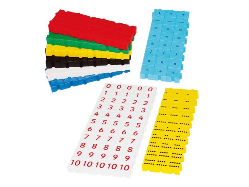 Klocki Matematyczne Morphun zabawka edukacyjna dla dziecka