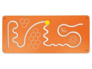 Pszczoła tablica manipulacyjna dla dziecka wyposażenie