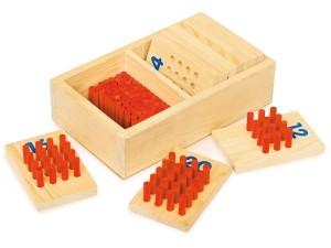 Liczydło matematyczne. Cyfry kołeczki 11–20 zabawka edukacyjna dla dziecka