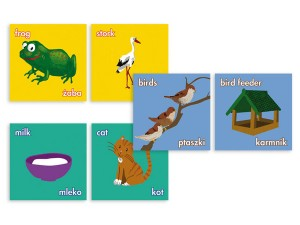 Gra edukacyjna Skojarzenia inteligencja językowa dziecka