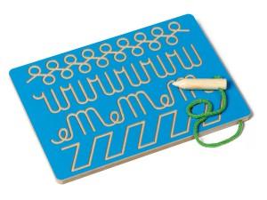 Szlaczki tabliczka wyposażenie dla dziecka