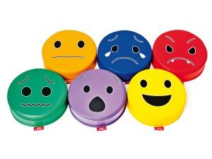 Pufki emocje - zestaw dla dziecka