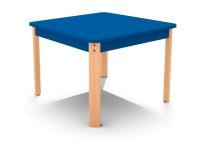 Ergo stolik czerwony z nogami