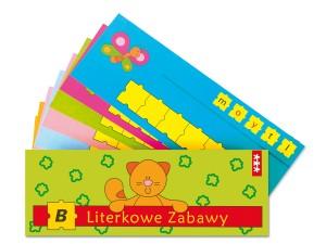 Literkowe zabawy podłużne inteligencja językowa dziecka